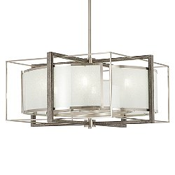 Tyson's Gate Drum Shade Pendant Light