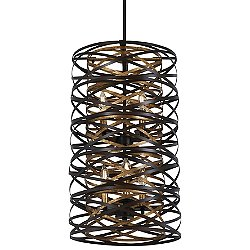 Vortic Flow Chandelier