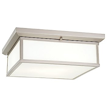 Brushed Nickel / Small