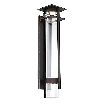 Oil Rubbed Bronze with Gold Highlights finish / Large size
