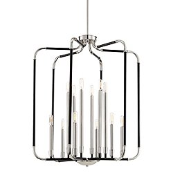 Liege 12-Light Chandelier by Minka-Lavery - OPEN BOX RETURN