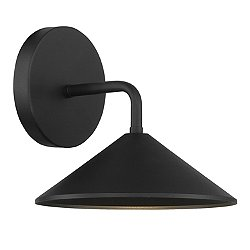 City Street Outdoor LED Wall Sconce