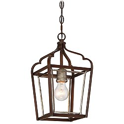 Astrapia 1 Light Pendant Light