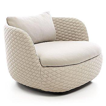 Shown in Arredo Leather White