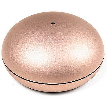 Copper finish, canopy