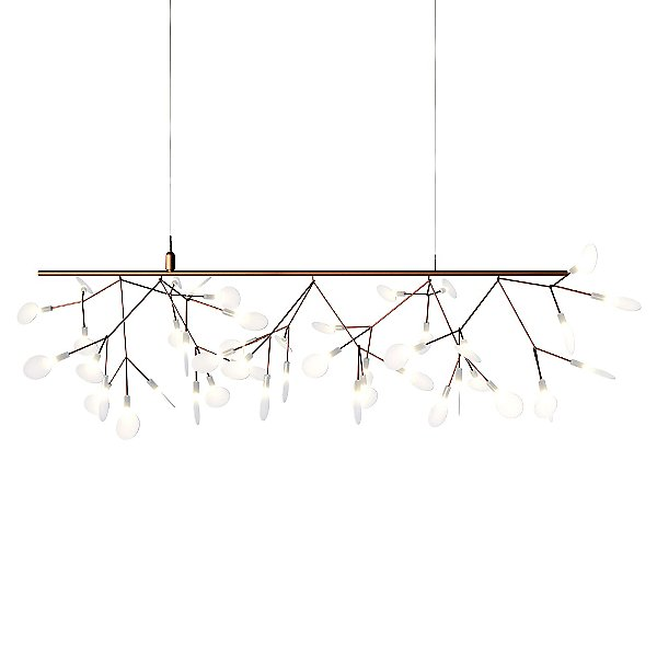 Heracleum Endless LED Linear Suspension Light