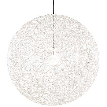 Medium size / White Shade, illuminated
