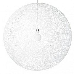 Random Pendant Light(Med/White/Incandescent)-OPEN BOX RETURN