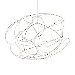 Flock of Light LED Chandelier