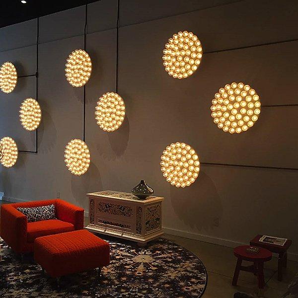 Prop Light Round Suspension Light
