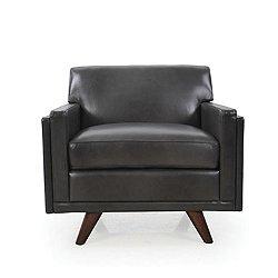 Milo Leather Armchair
