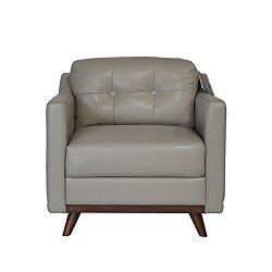 Monika Leather Armchair