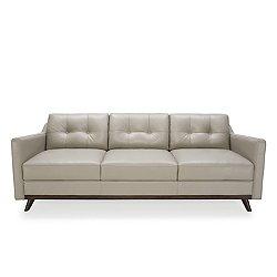 Monika Leather Sofa