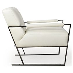 Uno Leather Armchair