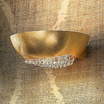 Shown in Gold Leaf finish