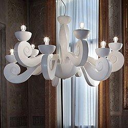 Botero 16 Light Pendant Light
