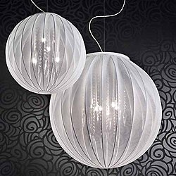 Tessuti Sphere 6 Light Pendant Light
