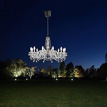 White LEDs Light, illuminated