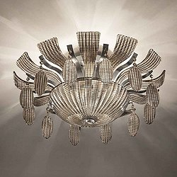 Isbel PL6 Semi-Flush Mount Ceiling Light