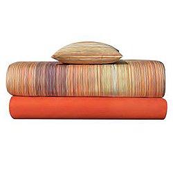 Jill Orange Sham Set (Standard) - OPEN BOX RETURN