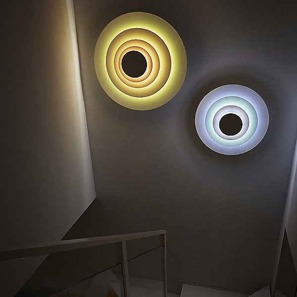 Concentric LED Wall Light