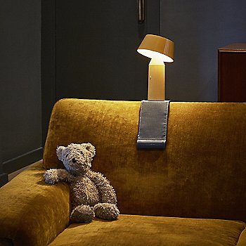 Bicoca Table Lamp with Armrest Accessory + Magnet
