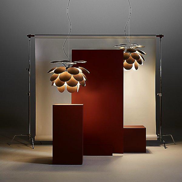 Discoco Wood Pendant Light