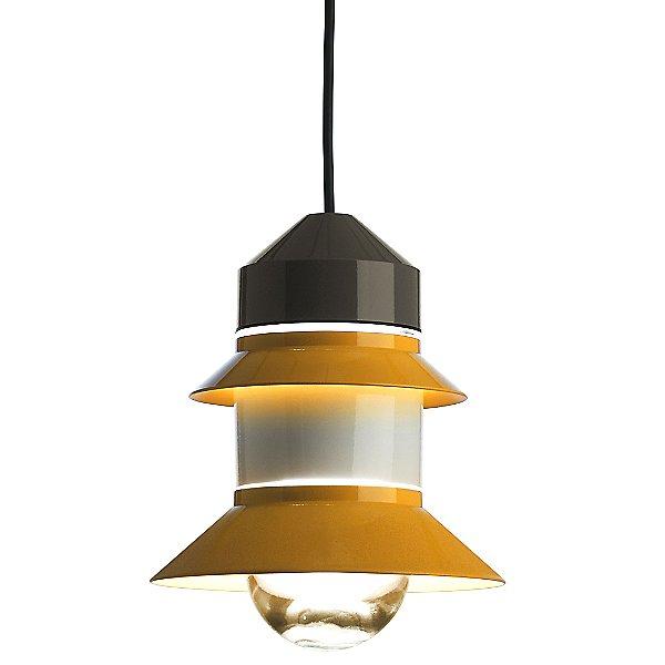Santorini IP65 Pendant Light with Canopy