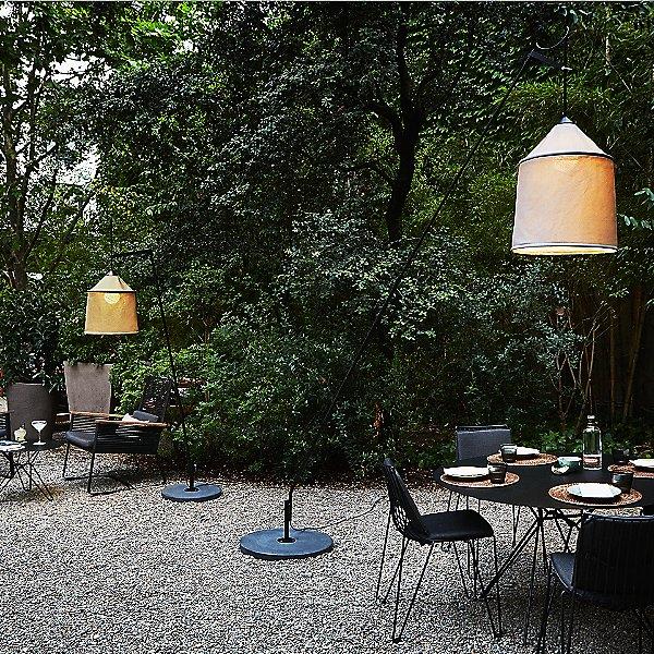 Jaima Outdoor LED Floor Lamp