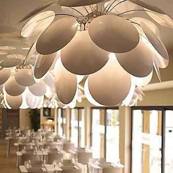 Discoco Ceiling Light / in use