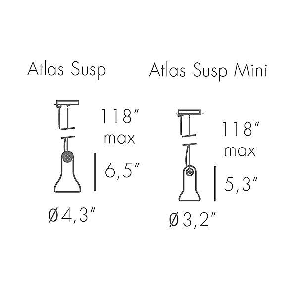 Atlas Mini Pendant Light