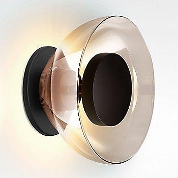 Black Backplate / Smoke Glass