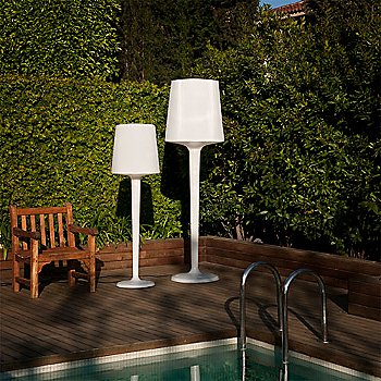 InOut Floor Lamp collection / not illuminated