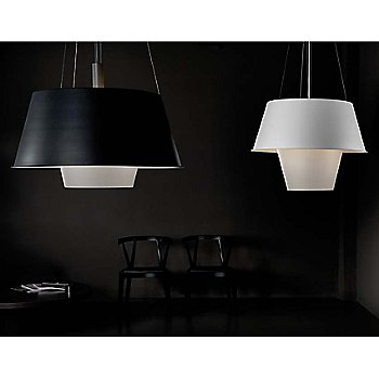 Tanuki GR Pendant Light / in use