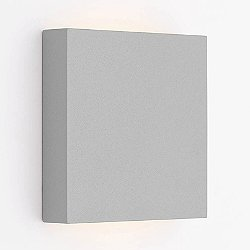 Q 2-Light LED Semi-Recessed Step Light (J-Box/3000)-OPEN BOX