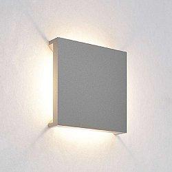 Q 4-Light LED Semi-Recessed Step Light (J-Box/3000)-OPEN BOX