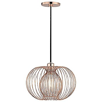 Polished Copper finish / 12-Inch