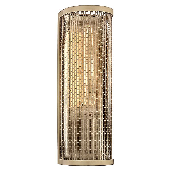 Mitzi Hudson Valley Lighting Britt Wall Sconce Ylighting Com