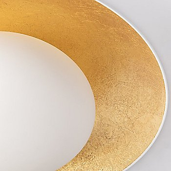 White Lustro finish / Detail view