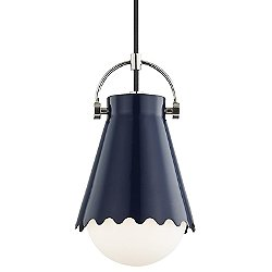 Lauryn One Light Pendant Light