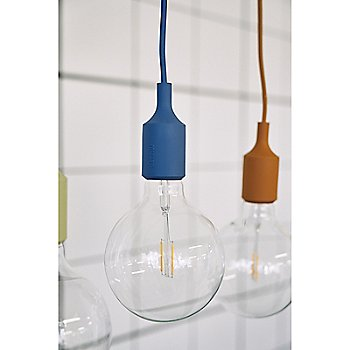 E27 Pendant Light / in use