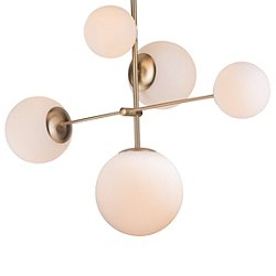 Terzo Multi-Light Pendant Light