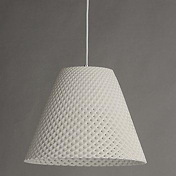White finish / Medium size / Detail view