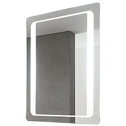 Vanita and Casa Lighted Vanity Mirror 8060-701S