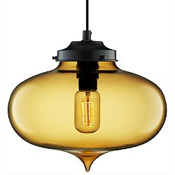 Minaret Pendant Light