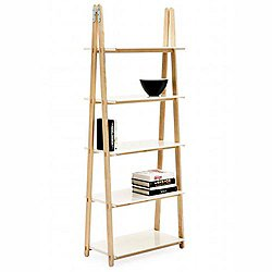 One Step Up Bookcase - OPEN BOX RETURN