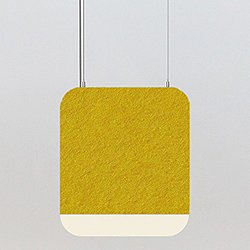 Slab 30 LED Pendant Light (LED 3000K/Marigold) - OPEN BOX