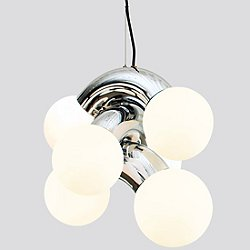 Vine Tiered Pendant Light