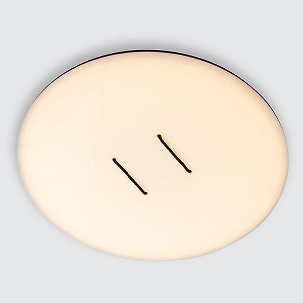 Button 90 LED Wall / Ceiling Light 277V