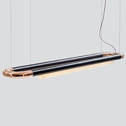 Pipeline CM6 LED Linear Pendant Light